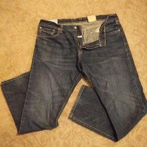 Polo Ralph Lauren Hampton Straight Jeans
